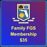 FGS Family Membership Product Image
