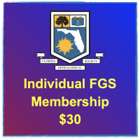 FGS Individual Membership Product Image