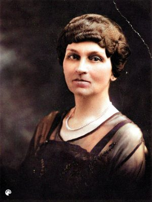 Ella May Chapman Flansburg