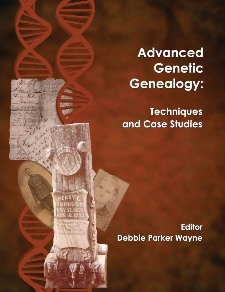 FGS Book Club - Advanced Genetic Genealogy